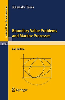 Boundary Value Problems and Markov Processes By Taira, Kazuaki